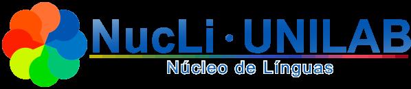 Logomarca de Núcleo de Línguas - NucLi/ILL